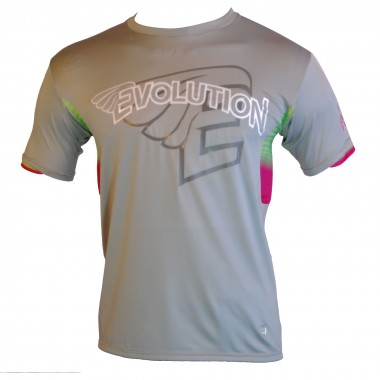 Camiseta M/Corta Evolution Up