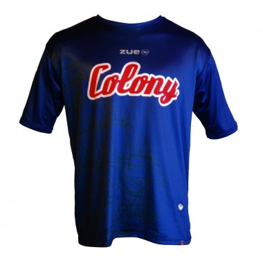 Camiseta M/Corta Colony- 2014