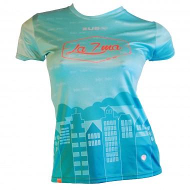 Camiseta M/Corta La 7ma 2014