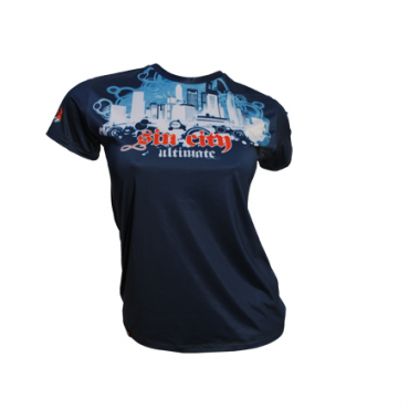 Camiseta M/Corta Sin City 2012