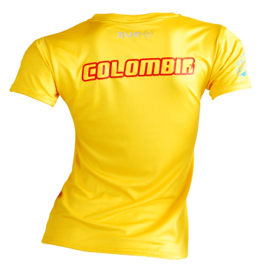 Camiseta M/Corta  Colombia sub 23 2015