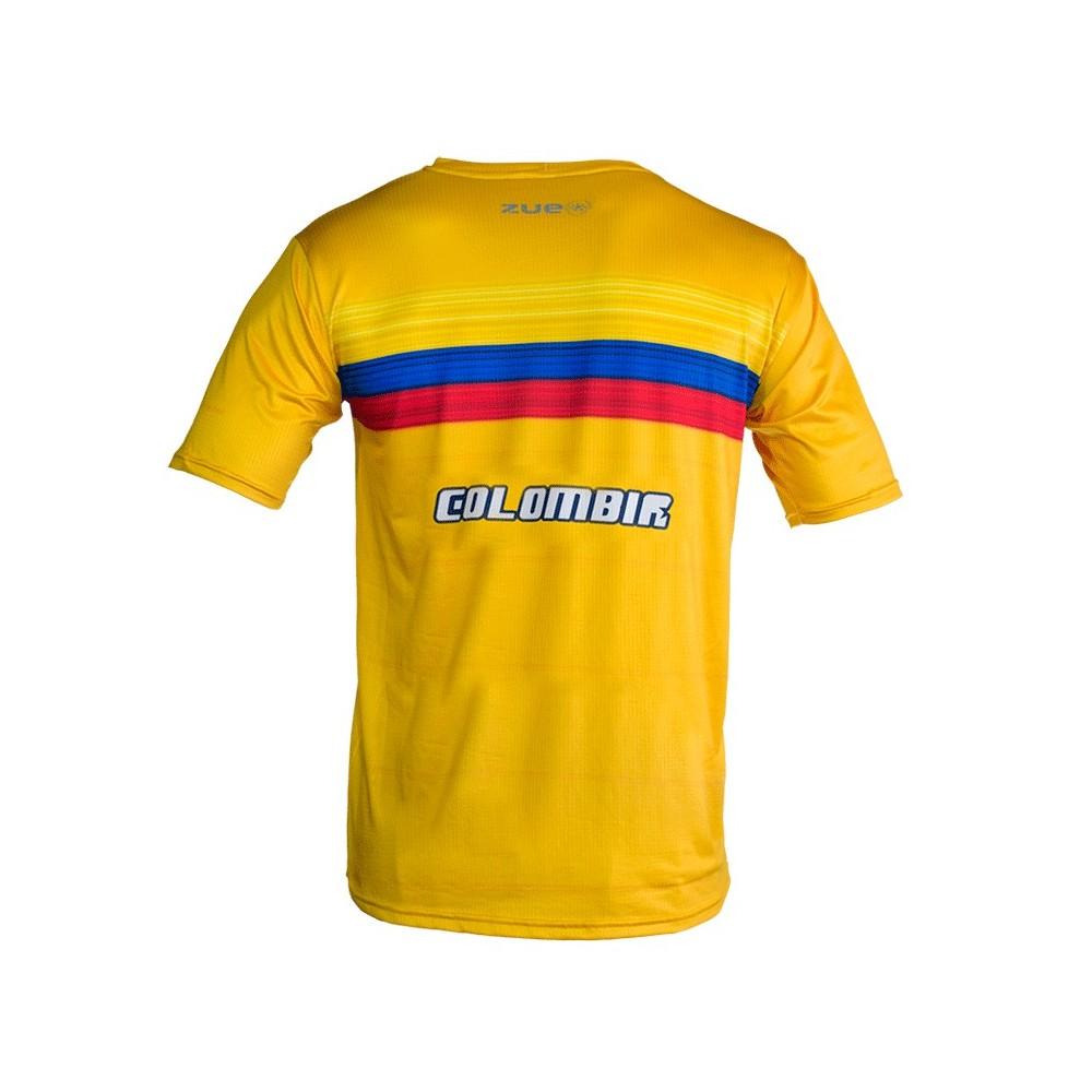 camiseta colombia mashup