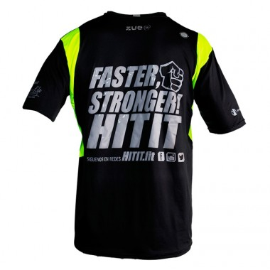 Camiseta M/Corta Hit It